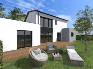 Réalisations de maisons individuelles sur mesure avec Espace Habitat